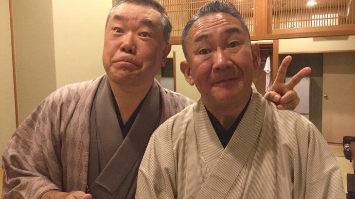 6/28 国立演芸場 独演会にて